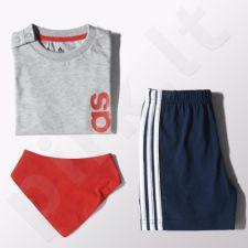 Vaikiškas komplektas Adidas Summer Set Gift Pack Kids S21399