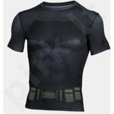 Marškinėliai kompresiniai Under Armour Alter Ego Batman M 1273690-040