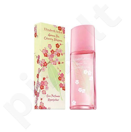 Elizabeth Arden Green Tea Cherry Blossom, tualetinis vanduo (EDT) moterims, 100 ml