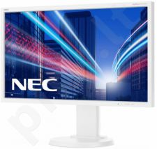 Monitorius NEC MultiSync E243WMi 23.8', LED, wide, IPS, Full HD, DVI, DP