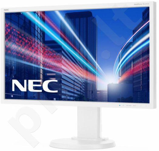 Monitorius NEC MultiSync E243WMi 23.8', LED, wide, IPS, Full HD, DVI, DP