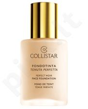 Collistar Perfect Wear Foundation, SPF10, makiažo pagrindas moterims, 30ml, (4 Biscuit)