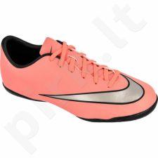 Futbolo bateliai  Nike Mercurial Victory V IC Jr 651639-803