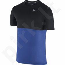 Marškinėliai bėgimui  Nike Racer Short-Sleeve M 644396-480