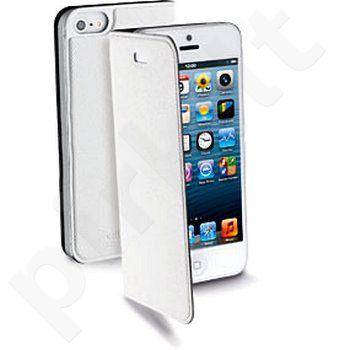 Apple iPhone 6/6S dėklas BOOK ESSEN Cellular baltas
