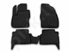 Guminiai kilimėliai 3D FORD Kuga 2008-2013(RN), 4pcs. /L19071