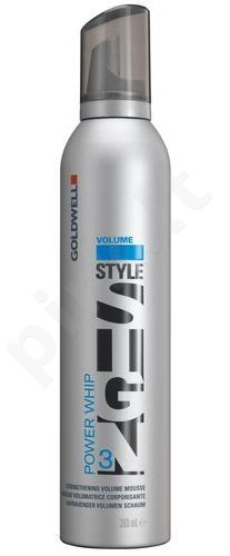 Goldwell Style Sign Volume Power Whip, 300ml, kosmetika moterims
