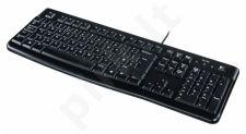 Klaviatūra Logitech K120 OEM for Business, LT išdėstymas