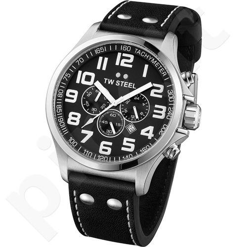 TW Steel Pilot TW412 vyriškas laikrodis-chronometras