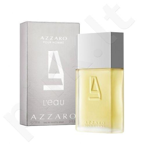 Azzaro Pour Homme L`Eau, tualetinis vanduo (EDT) vyrams, 100 ml