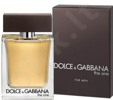 Dolce & Gabbana The One, 100, po skutimosi vyrams