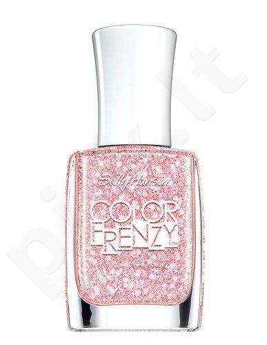 Sally Hansen Color Frenzy Nail Color, nagų lakas kosmetika moterims, 11,8ml, (320 Splatteraudonas)