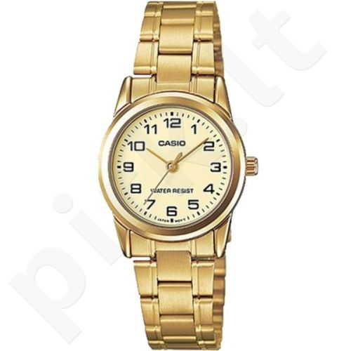 Moteriškas laikrodis Casio LTP-V001G-9BUEF