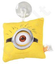 Pakaliko pagalvėle su siurbtuku (15 x 15cm)
