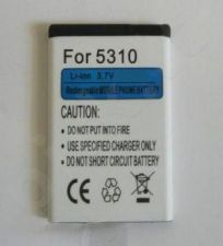 Battery Nokia BL-4CT (2720, 5310, X3)