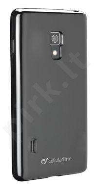 LG L7 II dėklas SHOCKING Cellular juodas
