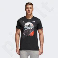 Marškinėliai adidas Storm Trooper M CE2200