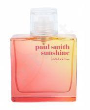 Paul Smith Sunshine For Women, Limited Edition 2015, tualetinis vanduo moterims, 100ml