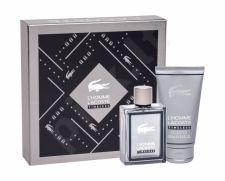 Lacoste Timeless, L´Homme Lacoste, rinkinys tualetinis vanduo vyrams, (EDT 100 ml + dušo želė 150 ml)