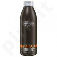 L`Oreal Paris Homme Fiberboost šampūnas, 250ml, kosmetika vyrams