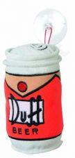 """""""Duff beer"""" pagalvėle su siurbtuku (18cm)"""