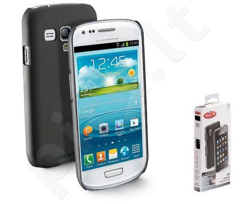 Samsung Galaxy S3 mini dėklas FIT Cellular juodas