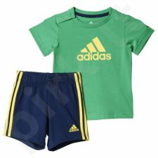 Komplektas Adidas Summer Easy Boys Set Kids AK2609