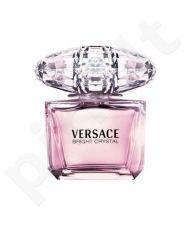 Versace Bright Crystal, tualetinis vanduo (EDT) moterims, 90 ml