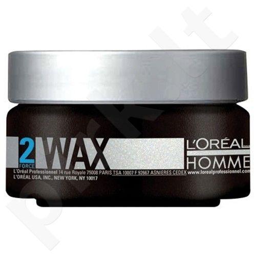 L´Oréal Professionnel Homme, Definition Wax, plaukų vaškas vyrams, 50ml