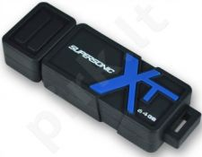Atmintukas Patriot Supersonic Boost 64GB USB3, Sparta iki 90MBs