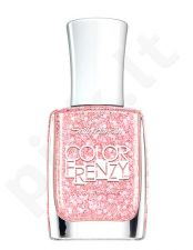 Sally Hansen Color Frenzy Nail Color, kosmetika moterims, 11,8ml, (340 raudonas White & Hue)