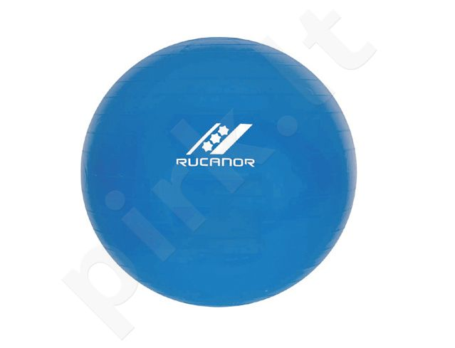 Gimnastikos kamuolys 55cm light blue
