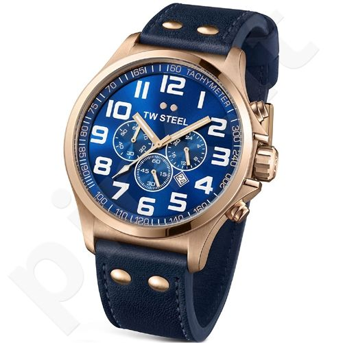 TW Steel Pilot TW406 vyriškas laikrodis-chronometras
