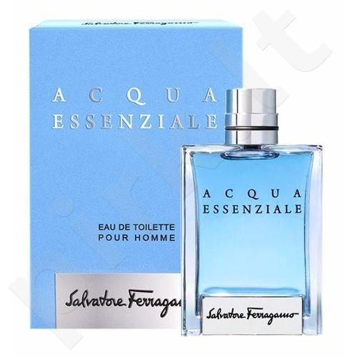 Salvatore Ferragamo Acqua Essenziale, tualetinis vanduo (EDT) vyrams, 30 ml