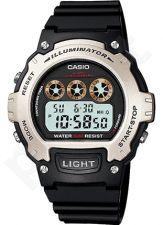 Laikrodis Casio W-214H-1A