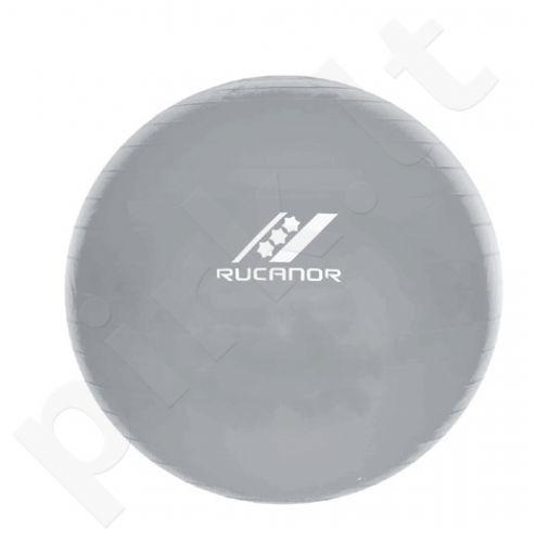 Gimnastikos kamuolys 65cm grey