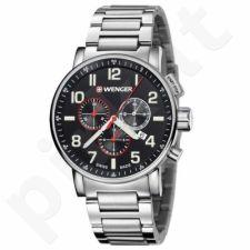 Vyriškas laikrodis WENGER ATTITUDE CHRONO  01.0343.105