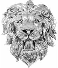 Dekoracija Pakabinamas Liūtas