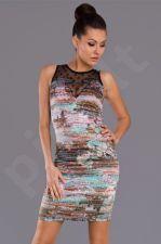 Emamoda suknelė - rožinė 7703-1