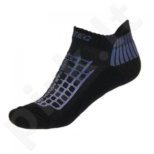 Kojinės HI-TEC Energy juodas