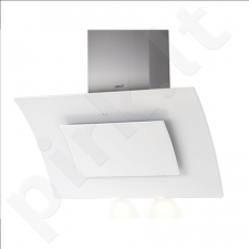 Cata ARTe TC3V 900 White Glass Wall hood