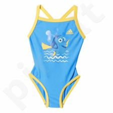 Maudymosi kostiumėlis Adidas Infants Disney Nemo One Piece Kids AJ7788