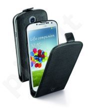 Samsung Galaxy S4 dėklas FLAP ESSEN Cellular juodas