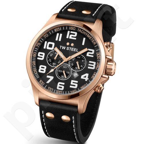 TW Steel Pilot TW418 vyriškas laikrodis-chronometras