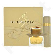 Burberry My Burberry rinkinys moterims, (EDP 90ml + 100ml kūno kvapas)