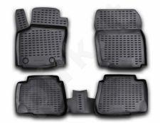Guminiai kilimėliai 3D FORD Mondeo 2007-2014, 4pcs. /L19102