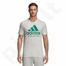 Marškinėliai adidas SID Branded Tee M CW3597