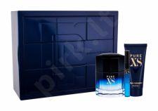 Paco Rabanne Pure XS, rinkinys tualetinis vanduo vyrams, (EDT 100 ml + dušo želė 100 ml + EDT 10 ml)