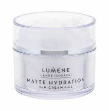 Lumene Lahde, Matte Hydration, Facial gelis moterims, 50ml