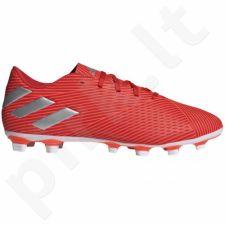 Futbolo bateliai Adidas  Nemeziz 19.4 FxG M F34393
